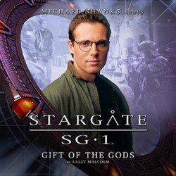 AlienEntertainmentStore.com: Stargate SG-1: Gift of the Gods Audio CD #1.1 from Big Finish